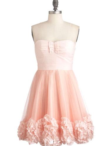 Homecoming Dress Ideas - Evening Wear