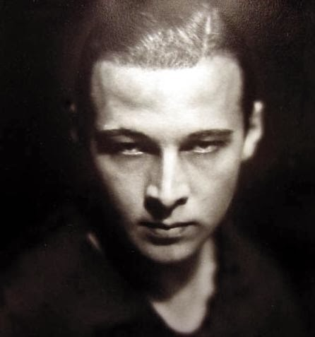 Rudolph Valentino: Latin Lover and 1st Hollywood Star