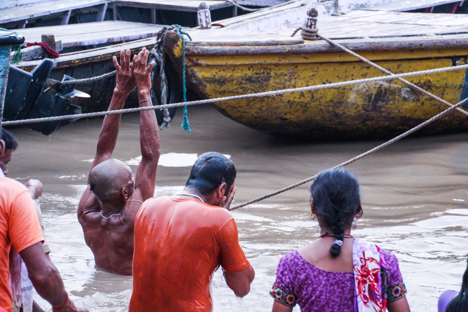 恆河(印度-Varanasi)
