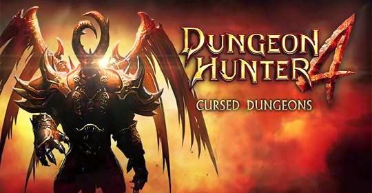 Dungeon Hunter 4 Apk v1.7.0r [Money Mod]