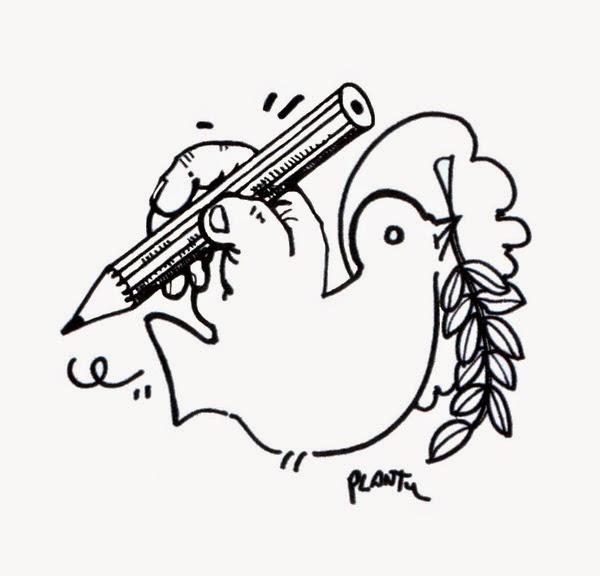 Babel journal semaine de la presse 2015 - Colombe en dessin ...