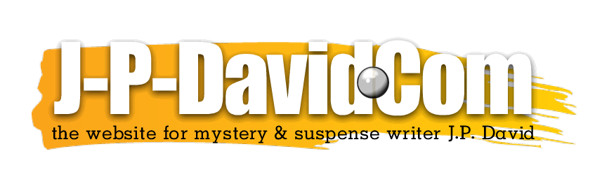 The Website for Mystery and Suspense author J.P. David has moved