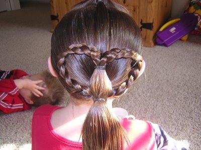 Peinados Y Moda Faciles Peinados Con Trenzas Para Ninas