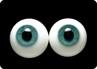 glass doll eyes