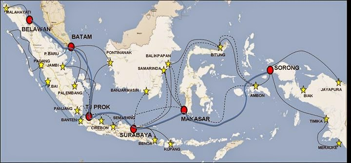 ALKI - Geopolitik Indonesia
