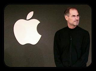 هل تعرف لماذا أختار ستيف جوبز رمز تفاحة مقضومة لتكون شعار لشركة آبل العملاقة ؟؟