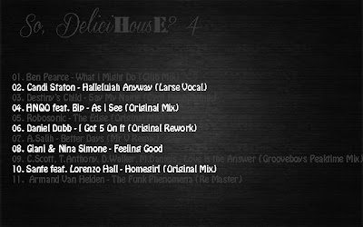 "2012.11.06 - SO, DELICIHOUSE? SESSIONS 4 ""HALLELUJAH ANYWAY"" So,+DeliciHousE+4"