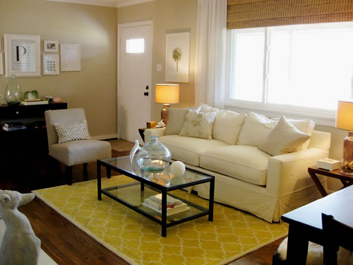 Living room decorating for home dcor