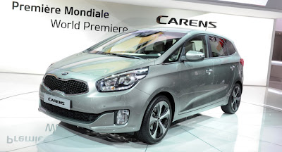 2013 Kia Carens Release date, Price, Interior, Exterior, Engine1