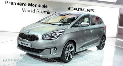 2013 Kia Carens Release date, Price, Interior, Exterior, Engine1