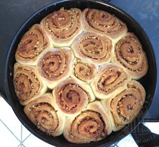 cinnamon rolls zimtrollen zimtschnecken