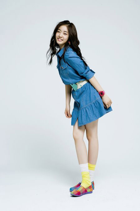 teenage fashion 2 fashion teenage from T ara's Jiyeon