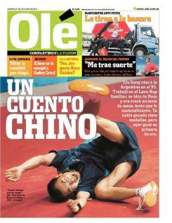 El espectacular triunfo del argentino fue noticia en la mayoría de los medios importantes de nuestr