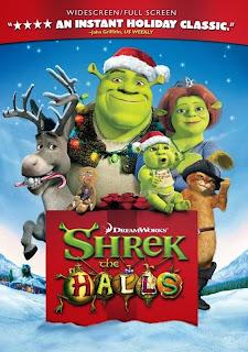 Watch Shrek the Halls (2007) movie free online