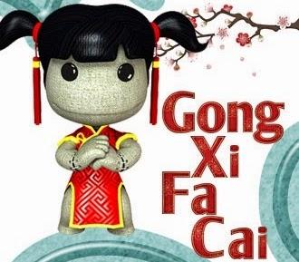 Gambar Ucapan Gong Xi Fa Cai Untuk DP BBM