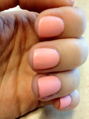 Last week nails :)