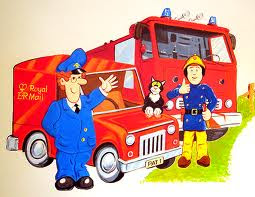 Fireman Sam Cartoon