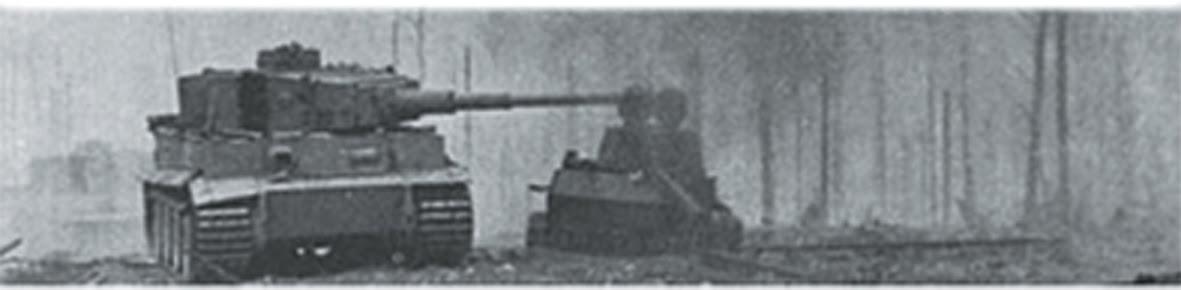 вторая мировая война, 2 мировая война,танк, танки, бронетехника, военные фото, танк, Тигр II,