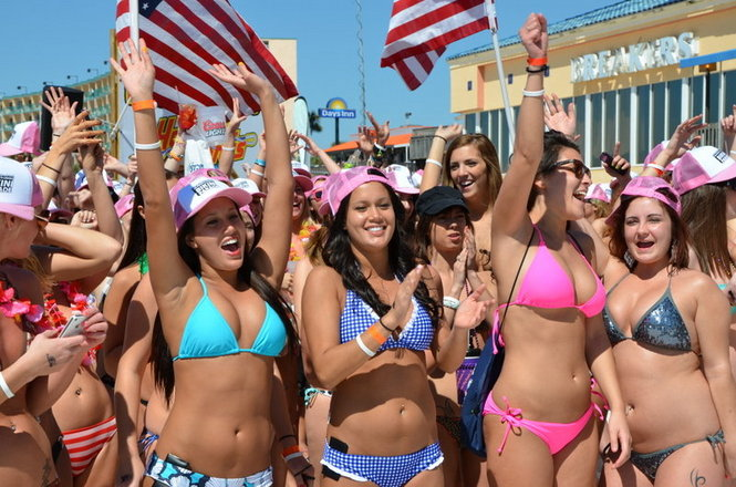 Panama City Beach Beachfront Hotel Bikini Beach Resort