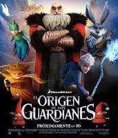 el origen de los guardianes poster