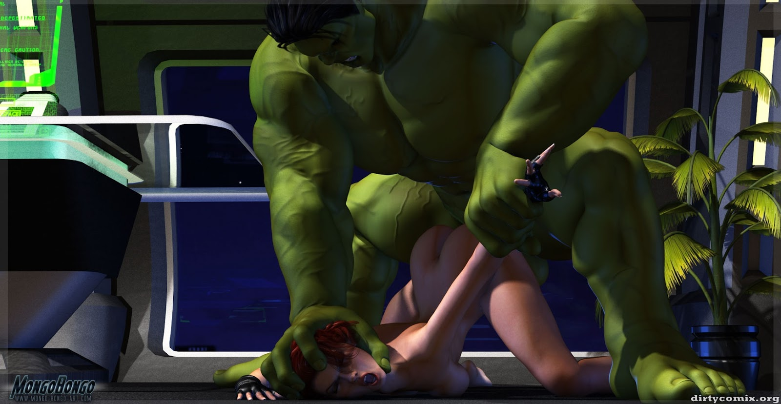 Marvel 3d porno xxx films