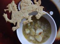 Welsh Dragon Soup