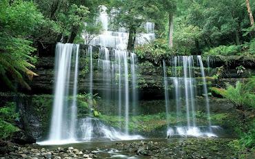 #21 Waterfall Wallpaper