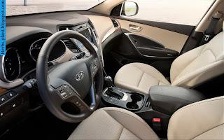 Hyundai santa fe car 2013 interior - صور سيارة هيونداى سنتافي 2013 من الداخل