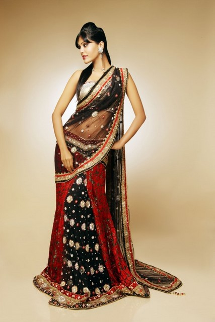 Bengali Fashionable Saree Trends