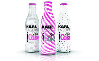 Las Coke Diet de Karl Lagerfeld.