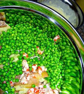 Русский салат бельгийца Оливье