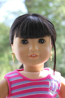 My second doll was madison ivy albright now she is an ivy doll but i