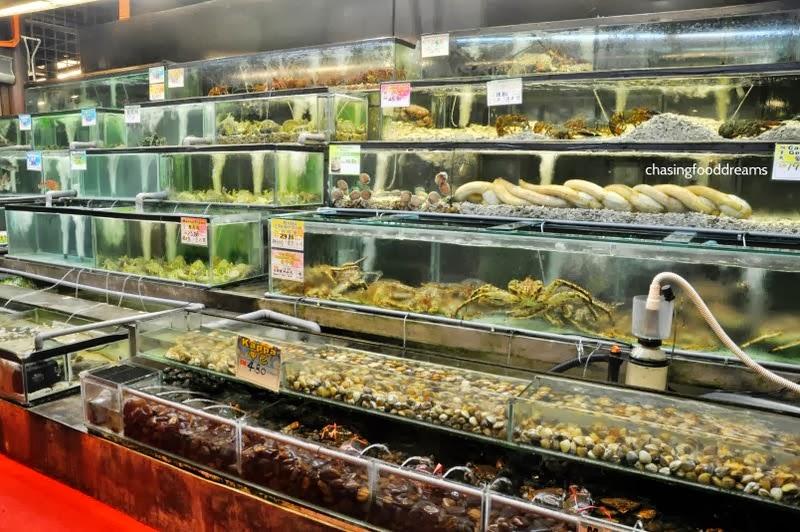 Chasing Food Dreams Bali Hai Seafood Village Kota Damansara