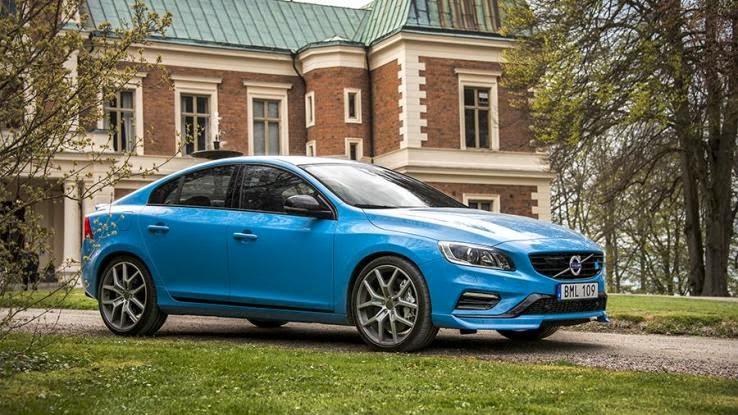 News - 2015 Volvo V60 and S60 Polestar first drive