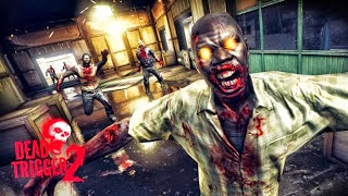 Dead Trigger 2 MOD APK+DATA v0.02.1 (0.02.1) (Mod Unlimited Money)
