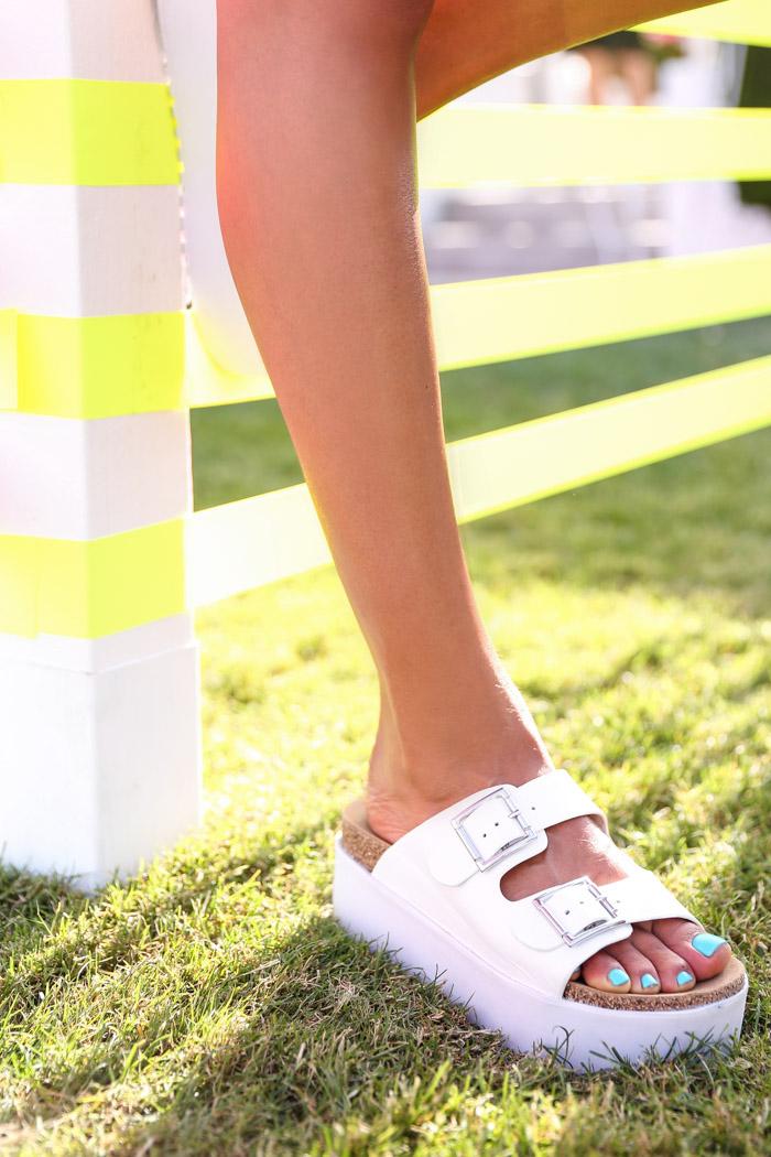 STEVE MADDEN Peer sandals