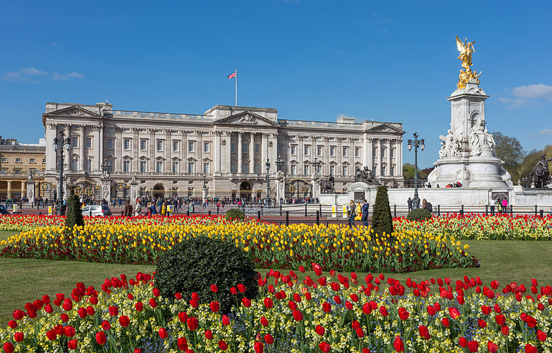 Buckingham Palace in London | things to do | Travel London Guide