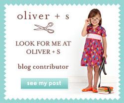 Find Me On Oliver + S