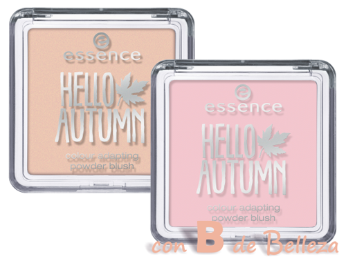 Hello Autumn de Essence