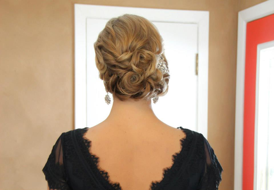 Great Gatsby Prom Hairstyles Obsession = great gatsby style