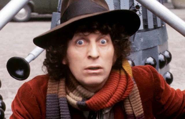 Tom Baker Dr Who Hat