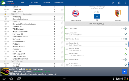 SofaScore Live Score APK : live sports results
