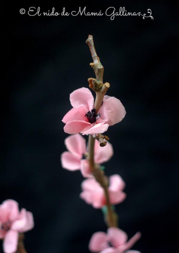 rama de cerezo
