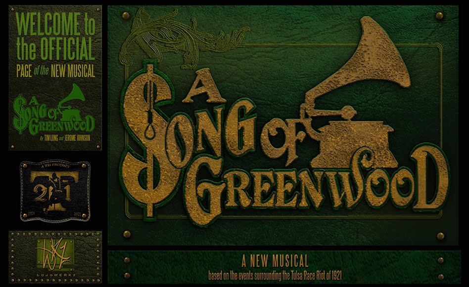 A SONG of GREENWOOD The Musical by LoJoWerkz