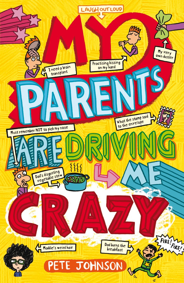 Madhouse family reviews kids book review my parents are driving kids book review my parents are driving me crazy pete johnson solutioingenieria Image collections