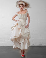 Vivienne Westwood Fall / Winter 2012 Wedding Dresses