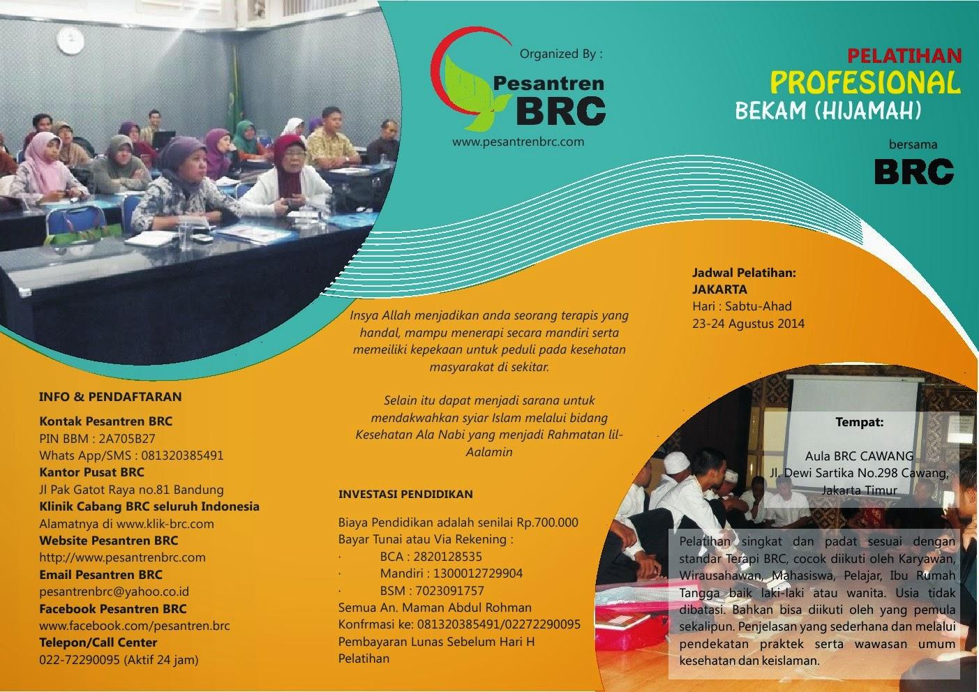Klinik Pengobatan Batin Ruqyah Bekam di Cirebon Majalengka Indramayu Kuningan