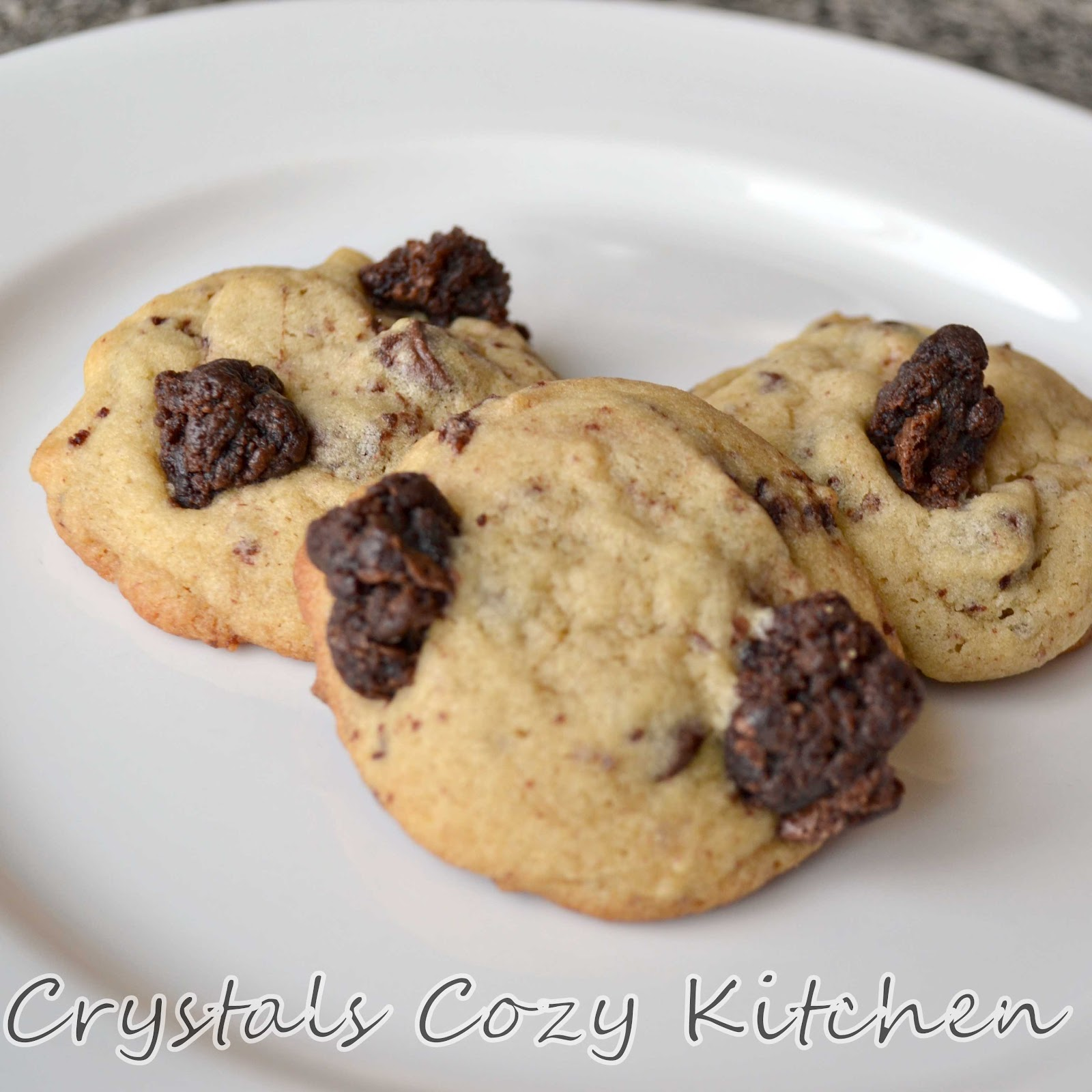 Crystal's Cozy Kitchen: Brownie Chunk Cookies
