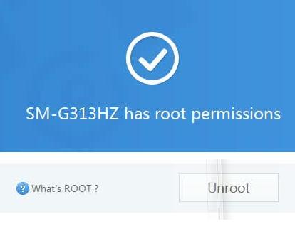 Cara Root Samsung Galaxy V Tanpa Pc - Berilmu.net
