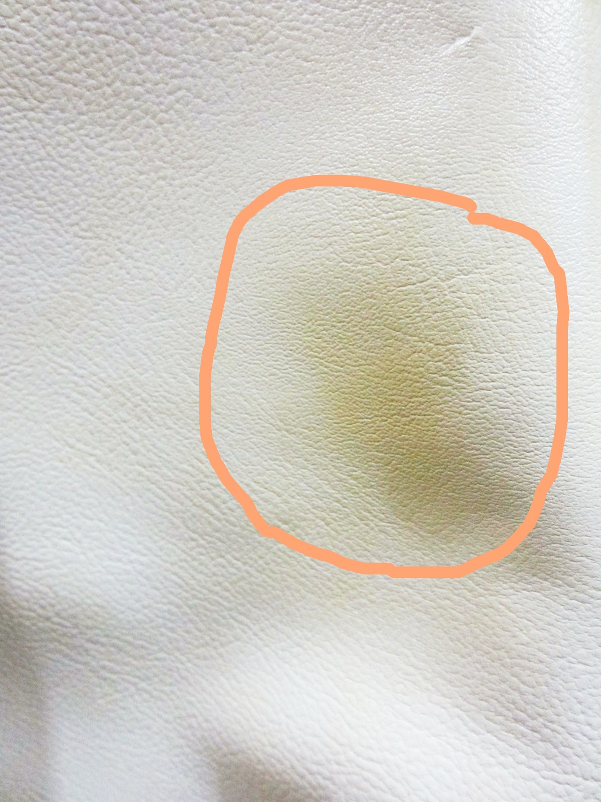 how to clean yellow perspiration stains